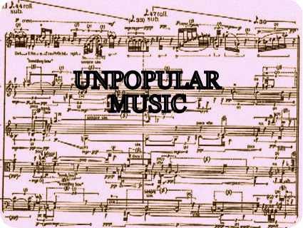 Unpopular Music